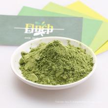 Thé de matcha organique de thé de Finch A, poudre de thé vert