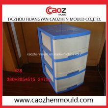 Molde de gaveta de plástico usado com boa qualidade em estoque