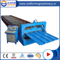 CE Steel Metal Roof Panel Forming Machinery