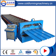 Höghastighetsfärgad stål Hebei Wall Tiles Making Machine