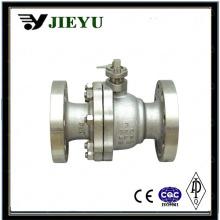 Válvula de esfera CF8 de aço inoxidável 300lb