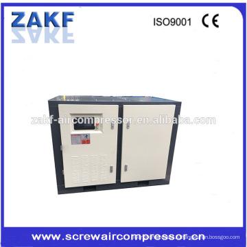белый 22квт 30лошадиная сила непосредственного воздушного охлаждения компрессорной Китай