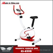 Vélo magnétique de musculation de bâtiment pour des adultes (ES-8306)