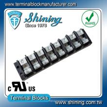 TGP-085-08JSC 3 fios 600V 85 Amp 8 Posição UL Terminal Block