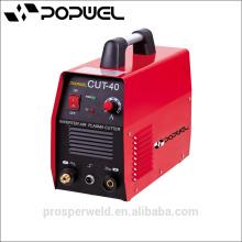 POPRWELD P1 Inverter CC aire CNC Portable LGK cortador de plasma CUT 40
