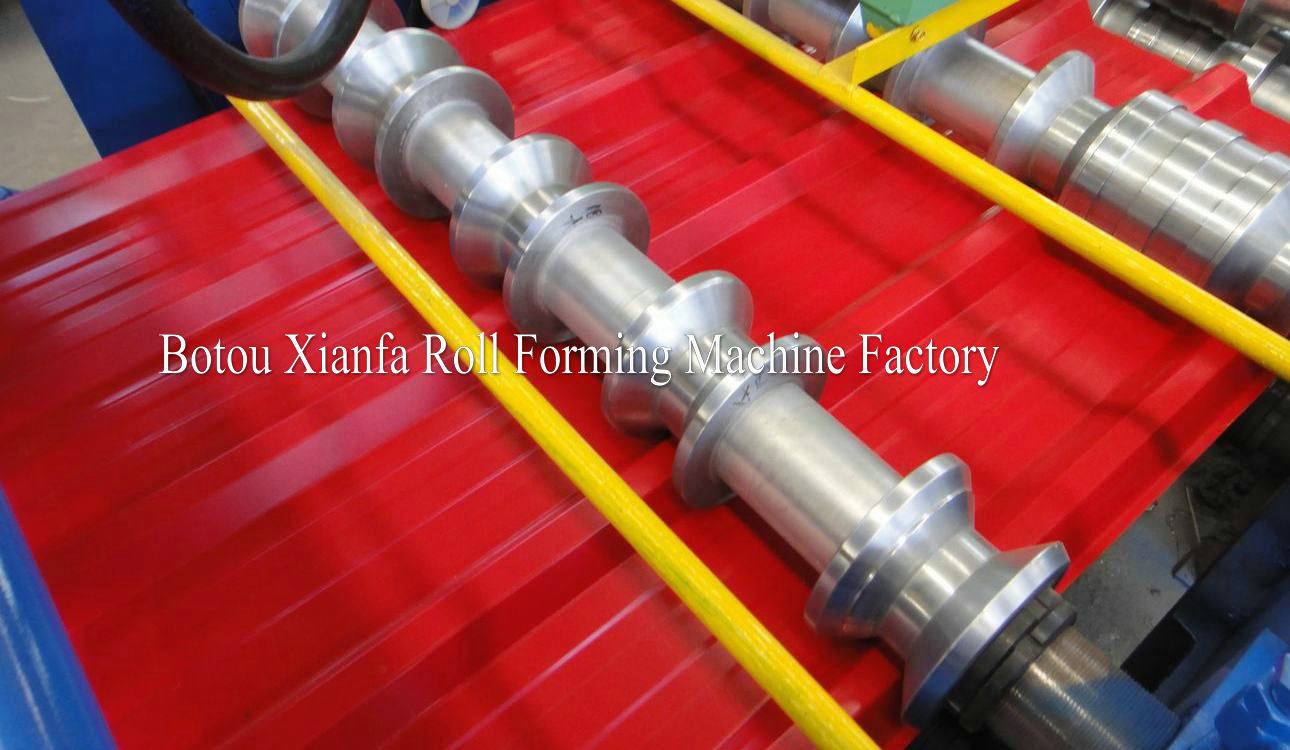 roll forming machine roller