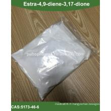 Estra-4,9-diène-3,17-dione de l'usine
