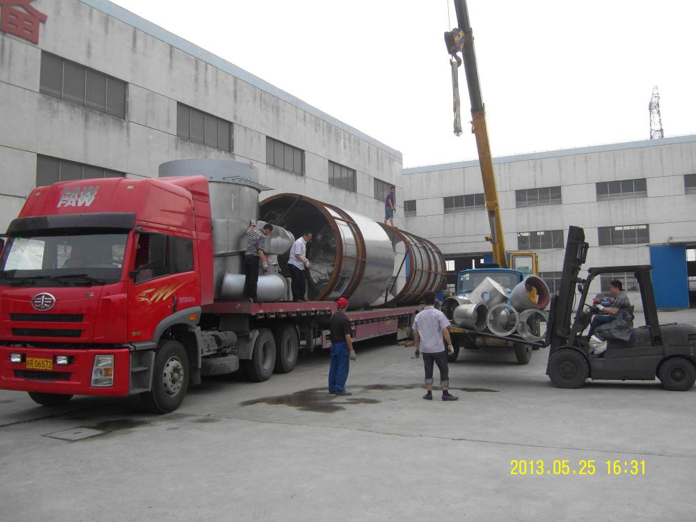 High Speed ​​Centrifugal Calcium Arsenate Spray Dryer
