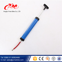 Alibaba Light weight portable bike pump/bike tyre pump/small bike pump