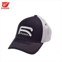 High Quality On Sale Mesh Cloth Trucker Cap