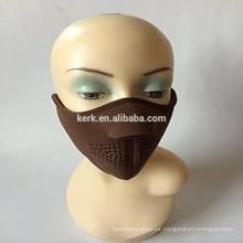 Máscaras de la mitad de la cara del motocycle barato máscara caliente del neopreno