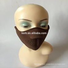 Cheap motocycle half face masks warm Neoprene mask