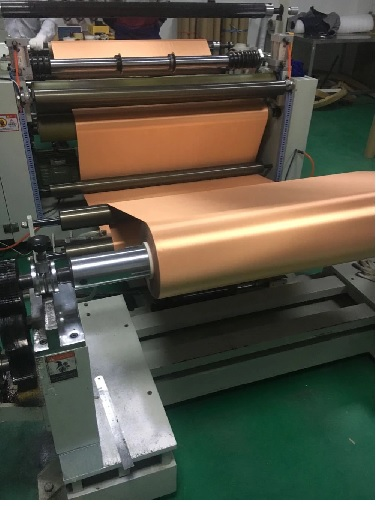 pure copper fabric