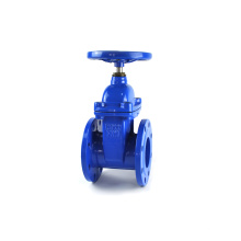 factory supplier high pressure and high temperature power station gate valve