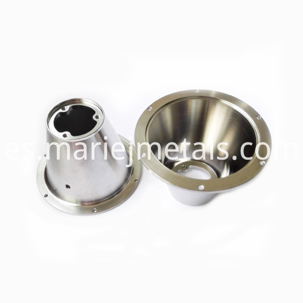 Cnc Customized Machining Titanium Parts