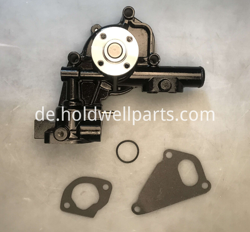 Engine Cooling Water Pump AM880536 with water pipe