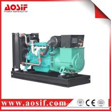 Diesel generator with weichai deutz diesel engine