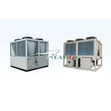Top for Screw Water Chiller Freezer Air Cooled Water Screw Absorption Chiller supply to Ghana Factories