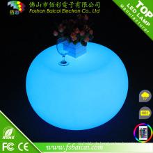 LED-Couchtisch / Bartisch