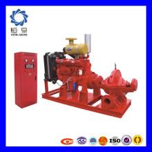 Pompes à incendie portatives à moteur diesel YQ Brand