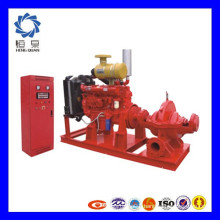 YQ Brand diesel engine portable fire pumps