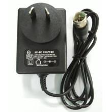 18v 1.5a ac dc adapter CE CB ROHS aprobado