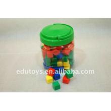 Educação brinquedos 2CM Cubos