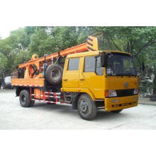 Mobile Truck Mounted Drilling Rig