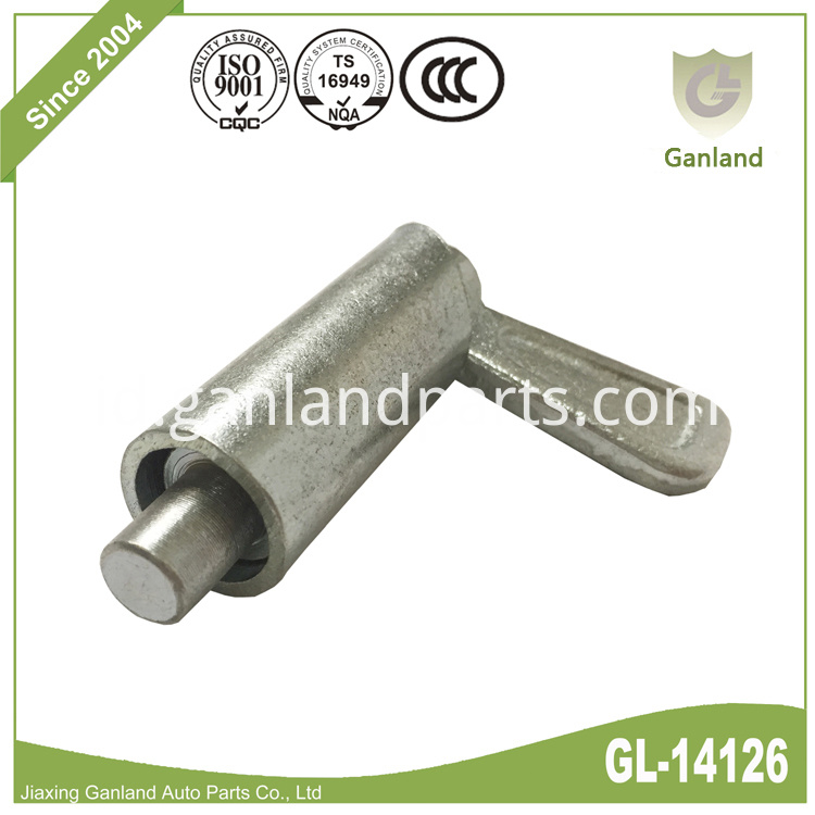 Welded Tab Latch GL-14126