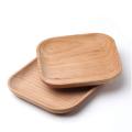 Coaster en bois utilisé pour la décoration d'une table