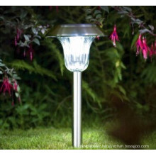 Stainless Steel Solar Garden Path Lights