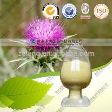 Silymarin löslich in Wasser Silymarin MSDS in Nanjing
