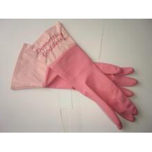 PVC Cuff Household Cleaning Glove