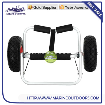 Top selling item aluminum kayak hand cart in alibaba