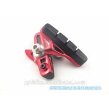 ANTS road bike bicycle red brake pads /shoes
