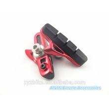 ANTS estrada bicicleta bicicleta vermelho pastilhas de freio / sapatos