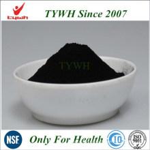 Carbón activado en polvo a base de carbón para la adsorción de gas / líquido con precio de planta en Kg