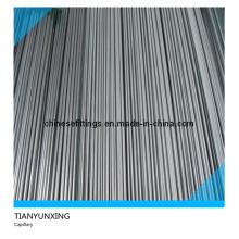 ASTM Nahtloses rundes Kapillarrohr aus rostfreiem Stahl
