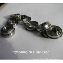 Factory direct supply 2*6*2.3mm miniature f692 flanged ball bearing