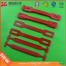 Kundenspezifische Geschenk-Verpackungs-Kasten-Plastikhandgriff
