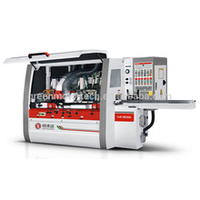 Mochila lateral Seven Spindle 4 con transportador de alimentación y salida para la venta de Foshan