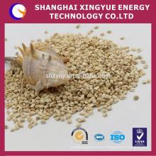 Materiais de polimento de espuma de milho com excelente resistência ao desgaste