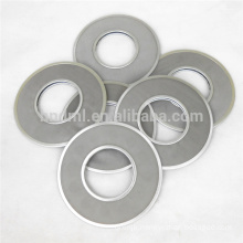 SPL-50 125x60mm filter disc,Round mesh filter SPL-50 with 125x60mm,OEM filter discs 125x60mm