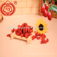 China wolfberry ningxia goji berry in dried fruit for sale