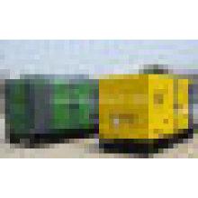 Dossel silencioso à prova de som do gerador diesel do gerador de 250kVA 200kw CUMMINS