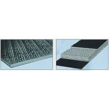 Ceinture tissée solide en PVC / PVG
