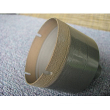 64 mm drill bit/ sintering diamond&bronze drill bit/taper-shank drill bit/ diamond drill bit for glass drilling(more photos)