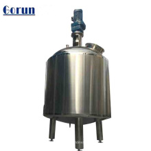 Blending Tank/shampoo Making Equipment/detergent Soap Making Machine