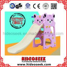 Дети Пластиковые крытая Многофункциональная Горка и детские качели игрушки для семьи