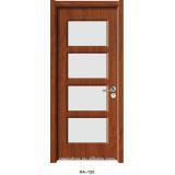 Wholesale China trade hot sale plain interior pvc glass doors